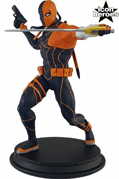 Icon Heroes DC Comics Deathstroke Rebirth Statue